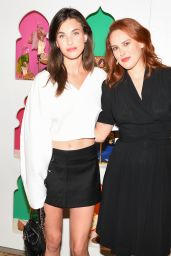 Rainey Qualley – Just One Eye Presents Christian Louboutin x Sabyasachi Capsule Collection in LA