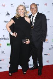 Rebecca Gibney - International Emmy Awards 2017 in New York