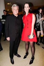 Rebecca Hall – Guggenheim International Gala in New York 11/16/2017