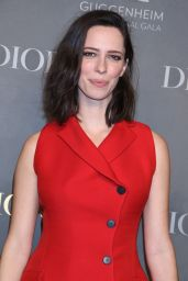 Rebecca Hall – Guggenheim International Gala in New York 11/16/2017