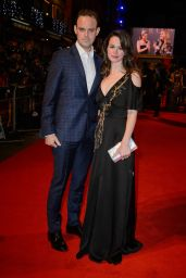"Rebecca Night – ""The Crown"" TV Show Premiere in London"