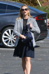 Reese Witherspoon and Jim Toth - Out in Los Angeles 11/14/2017