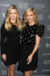 Reese Witherspoon & Ava Phillippe – WSJ. Magazine 2017 Innovator Awards in New York