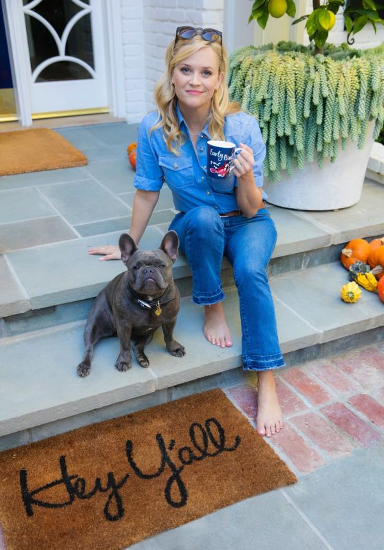Reese Witherspoon – Social Medial 11/13/2017