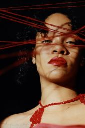 Rihanna - Dazed Magazine Winter 2017 Issue, November 2017
