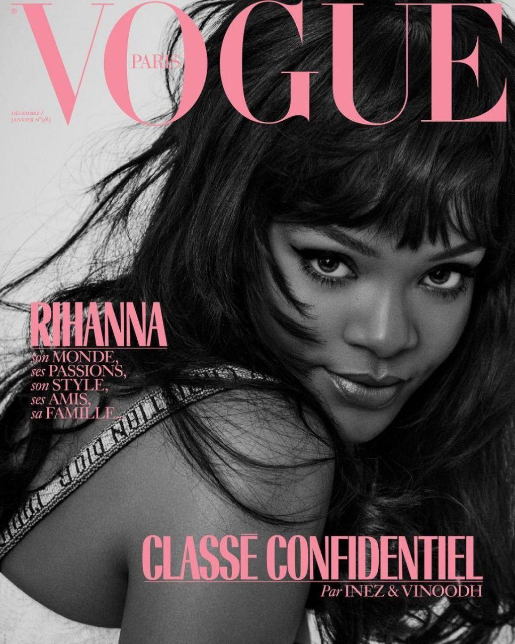 Vogue Magazine Subscription: Vogue Magazine Paris December 2017/January 2018