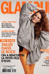 Riley Keough - Glamour Magazine France December 2017 January 2018 Issue