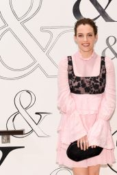 Riley Keough – Tiffany & Co. Collection Launch Event in NYC