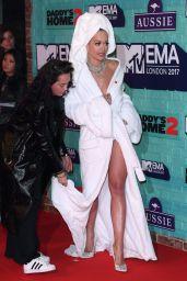 Rita Ora - MTV Europe Music Awards 2017 in London