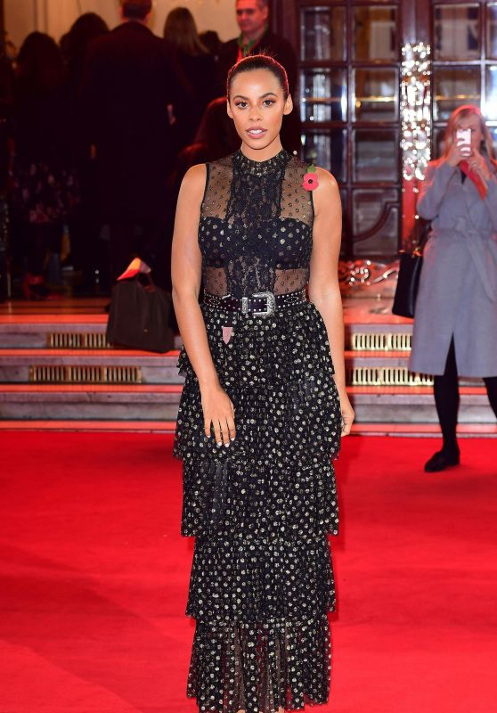 Rochelle Humes – ITV Gala Ball in London 11/09/2017