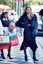 Romee Strijd - Vogue Japan November 2017