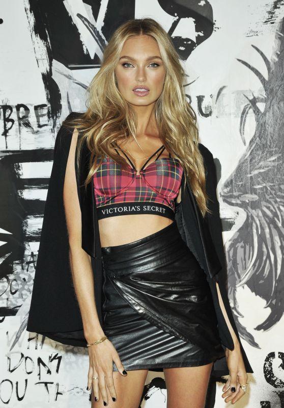 Romee Strijd - VS Fashion Show and the new VS X Balman NYC