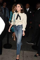 Rowan Blanchard - Gucci Decor Launch in Los Angeles 11/09/2017