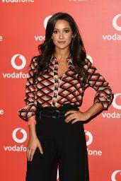 Roxie Nafousi - Vodafone Passes Launch in London 11/01/2017