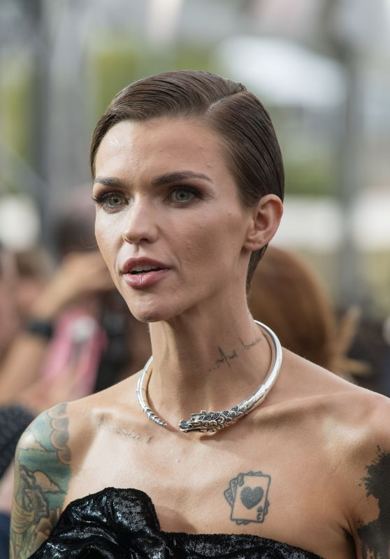 """Ruby Rose - """"Pitch Perfect 3"""" Premiere in Sydney"""