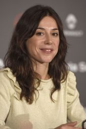 "Ruth Diaz – ""Bajo la piel de lobo"" Press Conference at the Seville Film Festival 11/04/2017"