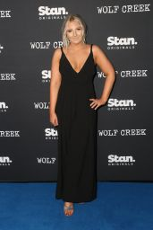"""Sabrina Schultz – """"Wolf Creek"""" World Premiere in Sydney"""