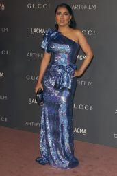 Salma Hayek – 2017 LACMA Art and Film Gala in Los Angeles