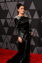 Salma Hayek – Governors Awards 2017 in Hollywood