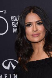 Salma Hayek – HFPA and InStyle Celebrate Golden Globe Season in Los Angeles 11/15/2017