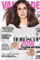 Salma Hayek - Vanidades Magazine Mexico November 2017 Issue