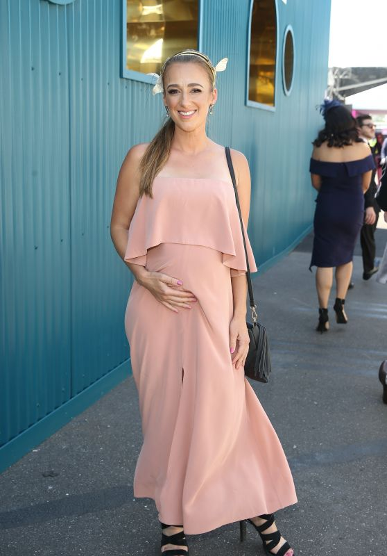 Samantha Gash – 2017 Stakes Day Races in Melbourne