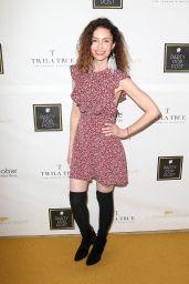 Samantha Gutstadt – PartyPopPost in Beverly Hills 11/03/2017