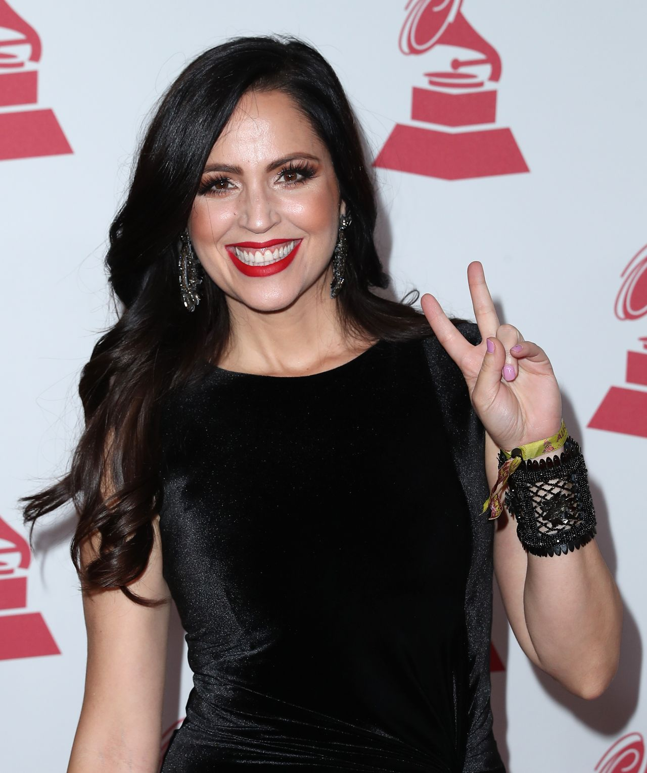 Sandra Cires – Latin Recording Academy Person of the Year in Las Vegas 11/15/2017