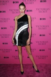 Sanne Vloet – 2017 VS Fashion Show Viewing Party in NYC