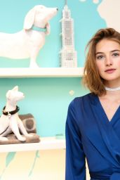 Sanne Vloet – Tiffany & Co. Collection Launch Event in NYC