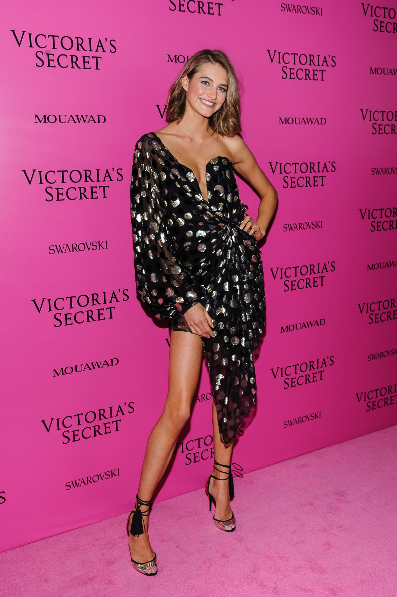 Sanne Vloet Victoria S Secret Fashion Show After Party