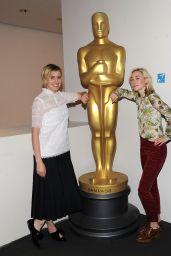 "Saoirse Ronan - Academy Screening of ""Lady Bird"" in New York City 11/07/2017"
