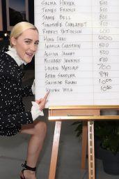 """Saoirse Ronan – """"Actors on Actors"""" Studio in Los Angeles 11/12/2017"""