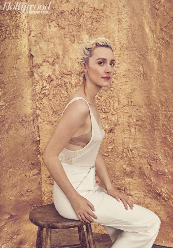 Saoirse Ronan - Hollywood Reporter 2017 Actress Roundtable