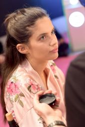 Sara Sampaio – 2017 Victoria's Secret Fashion Show in Shanghai