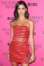 Sara Sampaio – 2017 VS Fashion Show Viewing Party in NYC