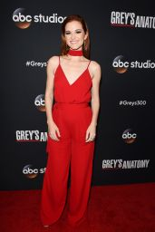 "Sarah Drew - ""Grey"