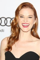 Sarah Drew – Television Academy Hall of Fame Ceremony in North Hollywood 11/15/2017