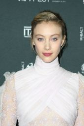 "Sarah Gadon - ""A Ciambra"" Screening, Cinema Italian Style 2017 in Los Angeles"