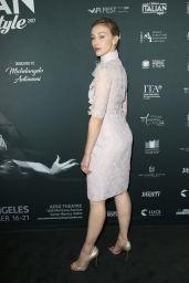 "Sarah Gadon - ""A Ciambra"" Screening, Cinema Italian Style 2017 in Los Angeles"