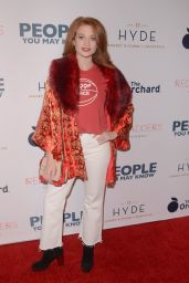 """Sarah Hay – """"People You May Know"""" Premiere in Los Angeles"""