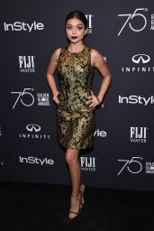 Sarah Hyland – HFPA and InStyle Celebrate Golden Globe Season in Los Angeles 11/15/2017