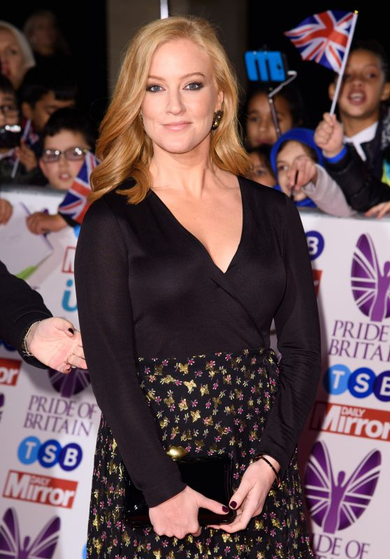 Sarah-Jane Mee – Pride of Britain Awards 2017 in London