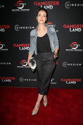 "Sarah Laine – ""Gangster Land"" Premiere in Los Angeles"