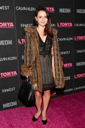 "Sasha Cohen – ""I Tonya"" Premiere in New York City"