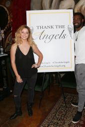 "Sasha Pieterse - ""Thank The Angels Thanksgiving Charity"" Event in Hollywood 11/22/2017"