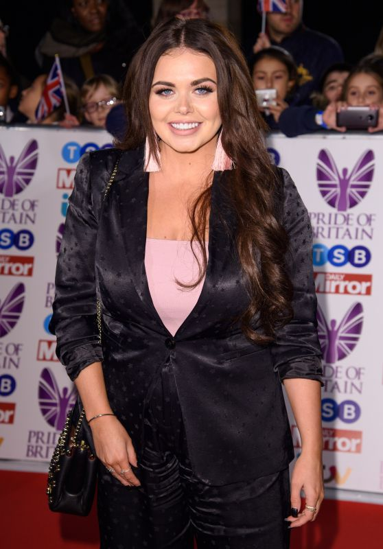 Scarlett Moffatt – Pride of Britain Awards 2017 in London