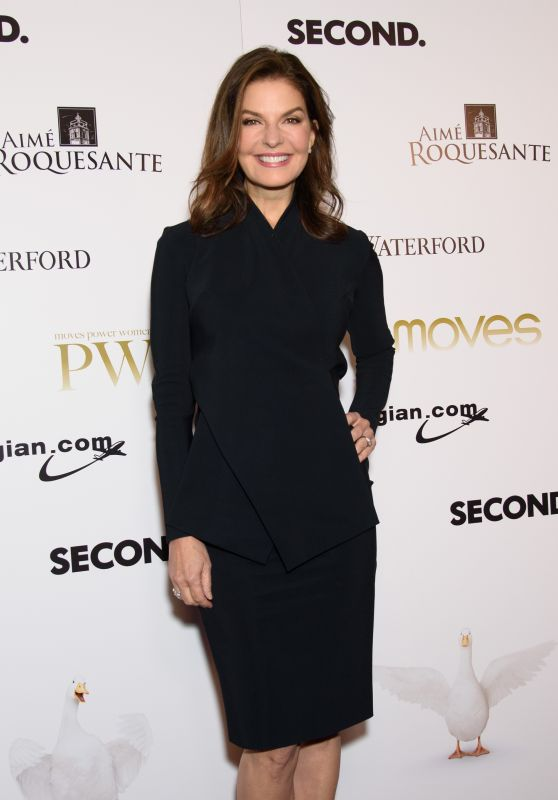 Sela Ward – Moves Magazine Power Women Gala 2017 in New York