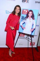 Sela Ward - TV Guide Magazine Cover Celebration in NYC 11/10/2017