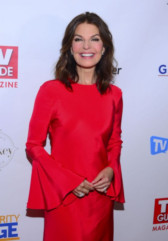 Sela Ward - TV Guide Magazine Cover Celebration in NYC 11/10/2017